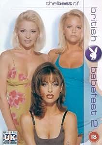 Playboy: Best Of British Babefest 2 [DVD]