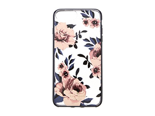 Kate Spade New York Damen Glitzer Prairie Rose Telefon Fall für iPhone 8Plus Mehrfarbig Multi One Size