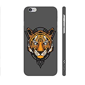 Apple IPhone 6 Plus Musky Tiger designer mobile hard shell case by Enthopia