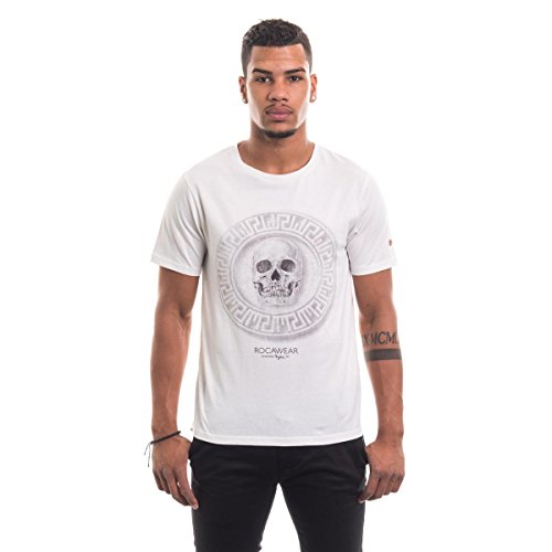 Rocawear Herren Oberteile / T-Shirt Almost Almost Whte