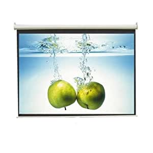 Inlight Wall Type 3D Projector Screen, Size: - 8X4.5 Ft. (IN IMPORTED 3D SILVER COATED GREY FABRIC)