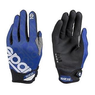 Sparco Handschuhe Meca 3 TG. M blau