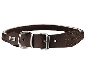 Das rundgenähte Material ist besonders fellfreundlich und hat einen hohen Tragekomfort für Ihren Hund.Weich und warm – das sind die prägnantesten Eigenschaften dieses einmaligen Leders. In dem Sortiment aus feinem Elchleder finden Sie für jede Hun...