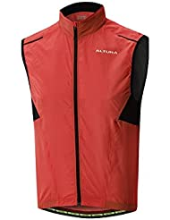 Altura Airstream Chaleco, Hombre, Team Red, Large