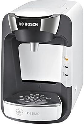 Bosch Tassimo Suny TAS32 - Cafetera multibebidas automática de cápsulas con sistema SmartStart