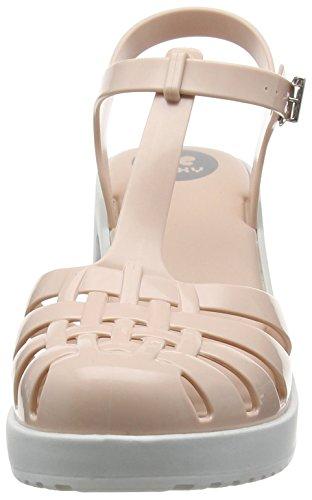 Zaxy Dream Heel, Escarpins femme Beige - Beige (Nude Contrast)