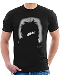 Brian Griffin Official Photography - Siouxsie And The Banshees Dazzle Album Cover Men's T-Shirt