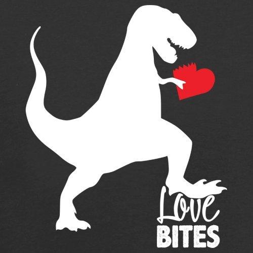 Love Bites - Herren T-Shirt - 13 Farben Schwarz