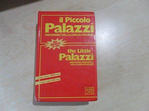 Il piccolo Palazzi-The little Palazzi
