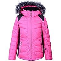 ICEPEAK Hara Junior Chaqueta, Infantil, Hot Pink, Size 140 cm