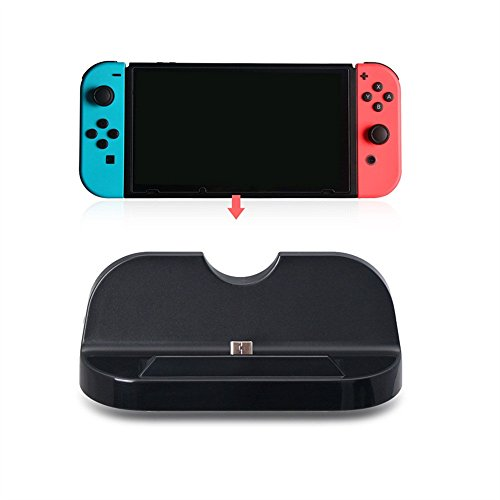 Fanxing New Fashion Unique Portable Type C Charging Charger Stand Cradles Dock For Nintendo Switch