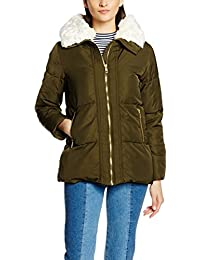 New Look Lux Padded, Chaqueta para Mujer