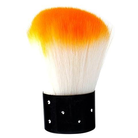 YouY® Nail Art Powder Staub Remover Pinsel Wange Gesicht Make-up Reiniger (Staub Remover)