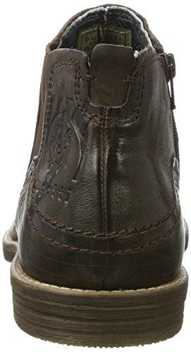 bugatti Herren 322314301000 Klassische Stiefel Braun (Dark Brown)