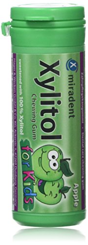 Xylitol Kaugummi for Kids (chewing gum) apple 30 g