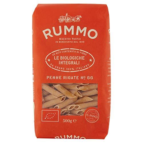 Rummo Penne Rigate Bio Integrali - 500 gr