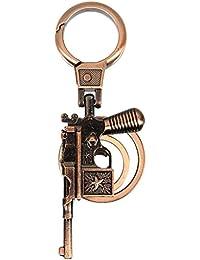 R.J.Von RJEXPRESSKC09 Metal Key Chain