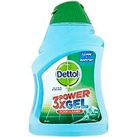 Dettol Coton Breeze Power Gel nettoyant pour sol, 400ml, Lot de 2