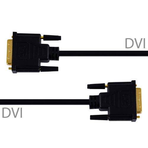 144Hz Monitor csl-2m-dvi-zu-dvi-kabel-dual-link-241-vergoldete-kontakte-hdtv-aufloesungen-bis-2560x1600-2x-ferritkern-verzinnte-ofc-kupferleiter-x-v-color-4