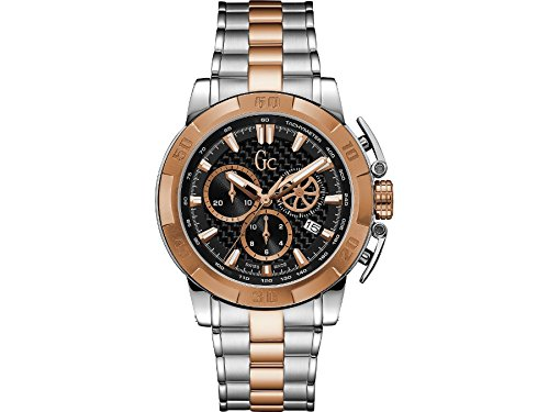 GC by Guess Orologio per Uomini Sport Chic Collection GC Turbo Sport Cronografo X11001G2S
