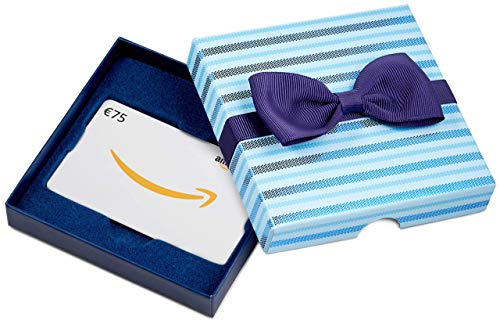Buono Regalo Amazon.it - €75 - (Cofanetto Papillon)