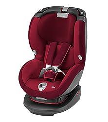 Maxi-Cosi Rubi XP Kindersitz, optimaler Seitenaufprallschutz, höhenverstellbarer Kopfstütze, Gruppe 1 Autositz (ca. 9 Monate bis 4 Jahre, 9-18 kg), shadow red