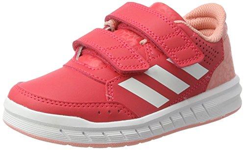 adidas Altasport Cf K, Chaussures Multisport Outdoor Fille Rose (Core Pink/footwear White/still Breeze)