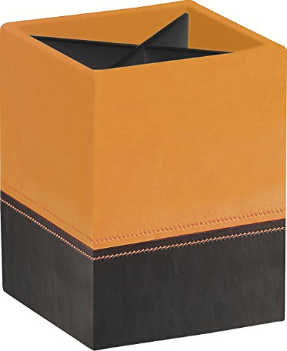 Orange&Black Is Beautiful Pot a Crayons Black
