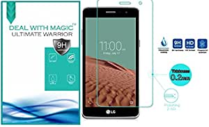 Magic Transparent Tempered Glass 2.5 Curve screen Protector For LG BELL 2
