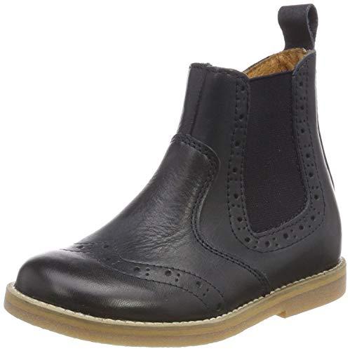 Froddo Unisex-Kinder G3160097 Kids Chelsea Boots, Blau (Dark Blue I17), 28 EU