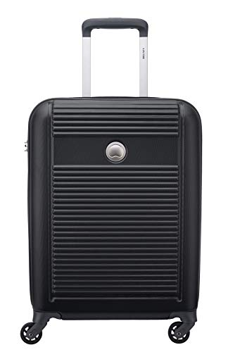 Trolley cabina Delsey Isobare Nero