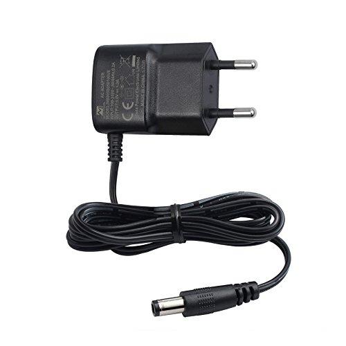 eSynic Netzteil 5V 1A Ladegerät AC Netzteiladapter 1,5m DC Kabel mit 5,5mm Stecker für DAC HDMI Schalter HDMI Splitter LED Licht Streifen CCTV IP Kamera USB HUB usw 5v Ac 1a Usb
