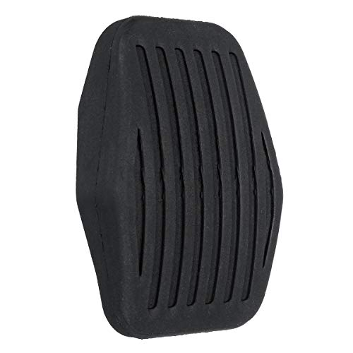 FATO. Brake Or Clutch Car Pedal Pad Rubber Fit For Ford Focus MK2 CMAX KUGA