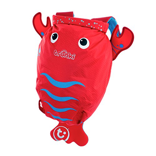 Trunki Paddle Pack - Mochila pez langosta