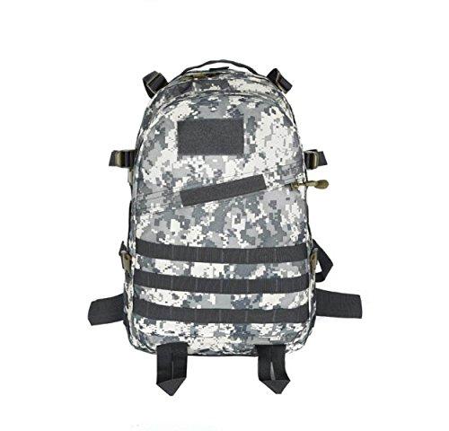 Im Freien Schulter Tasche Wandern Bergsteigen Tasche Reise Tarnung Rucksack CPcamouflage