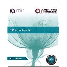 ITIL Service Operation 2011