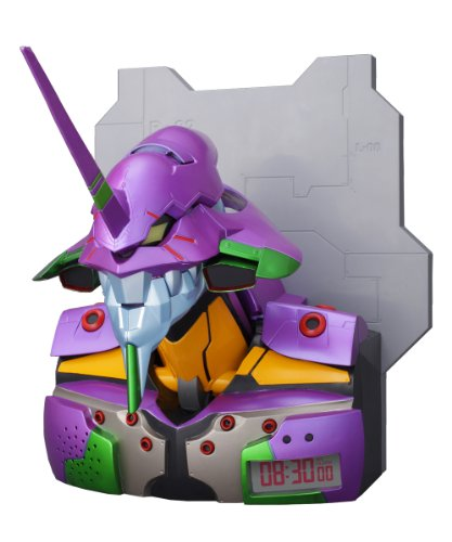 Evangelion - Eva-01 Burn Up Mechanism Clock
