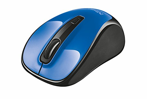 Trust 21475 Xani Optische Bluetooth-Maus blau