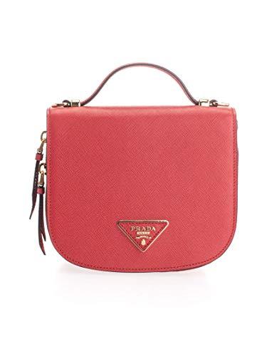Prada Luxury Fashion Damen 1BZ0462CJLF068Z Rot Rucksack | Herbst Winter 19