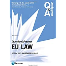 Law Express Question and Answer: EU Law (Law Express Questions & Answers)