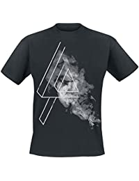 Linkin Park Prism Smoke T-Shirt Black