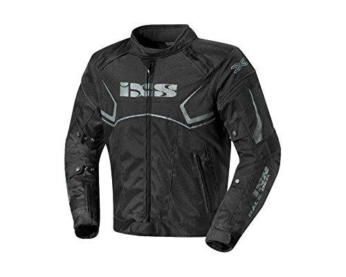 Motorradjacke IXS ACTIVO schwarz Gr.3XL