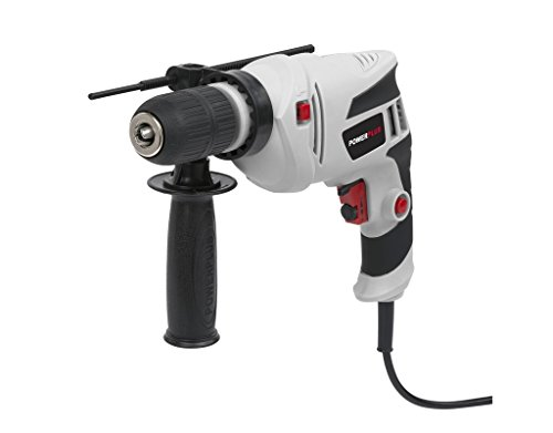 Preisvergleich Produktbild Powerplus powc1020 Key 3100RPM 600 W Black, White Power Drill – Power Bohrer (600 W, 220 – 240, 650 mm, 270 mm, 220 mm, 1.78 kg)