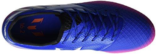 adidas Messi 16.2 Fg, Scarpe da Calcio Uomo Blu (Blue / Ftwr White / Solar Orange)