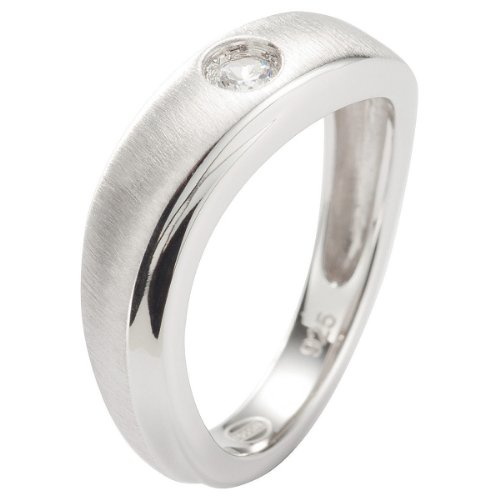 Fossil Damen-Ring 925 Sterling Silber Gr. 18  JF14748040