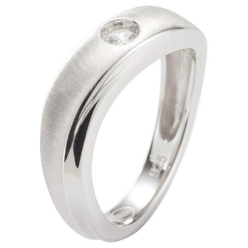 Fossil Damen-Ring 925 Sterling Silber Gr. 18  JF14748040