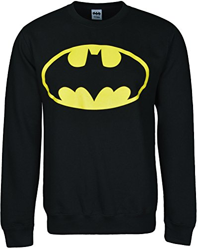 Batman - Sudadera - para hombre Negro negro Small