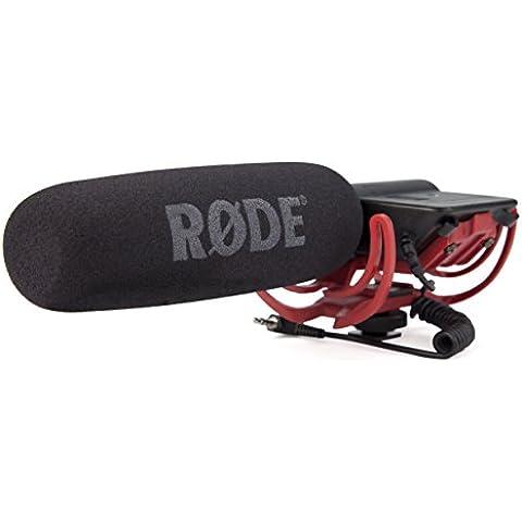 Rode VideoMic Rycote, Microfono Direzionale a Condensatore Mezzo Fucile per Utilizzo con Fotocamere e Videocamere, (Condensatore Strumento Mic)
