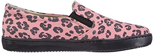 Naturino - 25626, Sneaker basse Bambina Rosa (Pink (ROSA-NERO9121))