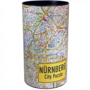 Stadtplan Nürnberg - City Puzzle - Souvenir